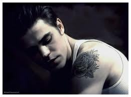 Stefan: No matter what I go through to get her back fighting my blood lust, trying to goin control of my life again..