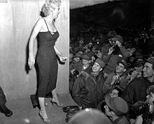Marylin passed away at the age of 36 as result of a drug overdose back in 1962