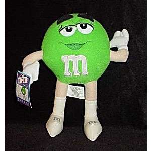 who was talking to the M&M?