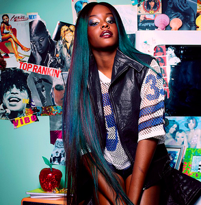 What is Azealia's middle name?