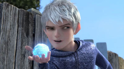 Jack Frost is an ice elf.