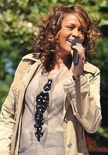 "Whitney was a featured performer on ""Good Morning, America"" back in 2009"
