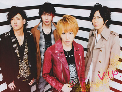JRock band SID. Which BLEACH song do they perform?