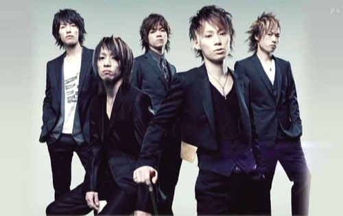 JRock band UVERworld. Which BLEACH song do they perform?