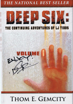 What was the name of Ziva's character in McGee's novel 'Deep Six'?