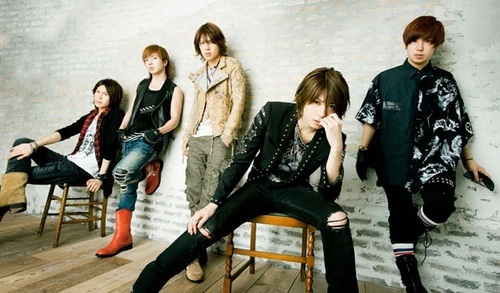 JRock band ViViD. Which BLEACH song do they perform?