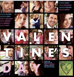 "When was realised the movie ""Valentine's Day""?"