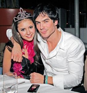 How old did Nina turn?