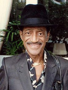 Michael was a huge admirer of legendary entertainer, Sammy Davis, Jr.
