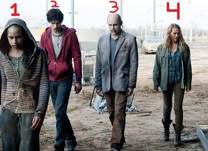 Who's NOT a zombie?