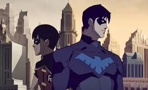Who is one of Robin's/Nightwing's ex-girlfriends?