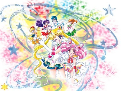 All together how many Sailor Senshi are there? (Includes Sailor চিবি Moon, Outer,& Inner Senshi)