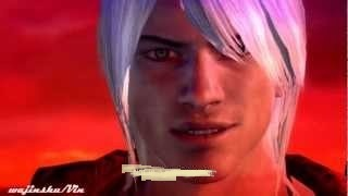 Dante's dialog at this situation ? ( Mission 1 )