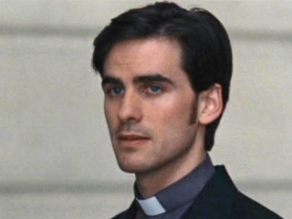 What's the name of the character that Colin portrayed in the movie The Rite?