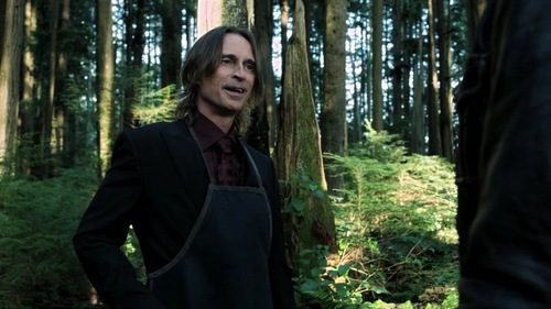 Who's Mr. Gold talking to ?