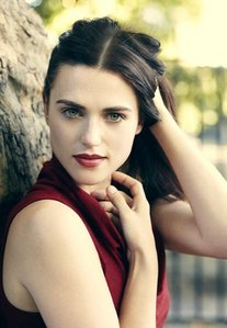 Where was born Katie McGrath?