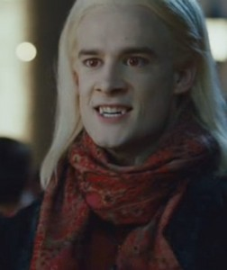 Who is this vampire?