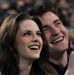 Rob and Kristen at which awards show?