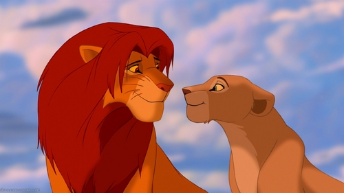 How many song(s) did Simba and Nala sing together? (EXCLUDING SEQUELS)