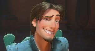 What is the REAL name of Flynn Rider in the movie Tangled?