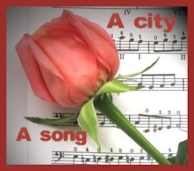 """MATCH CITY TO SONG """"________ Child"""" (by Simple Minds)"""