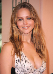 Which flim has Jennifer Lawrence NOT been in?