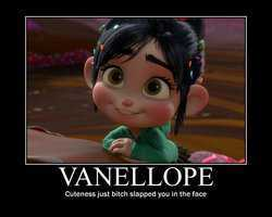 which game does vanellope came from?