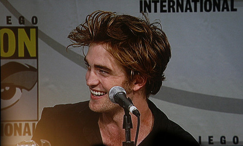 Rob at which Comic-Con?