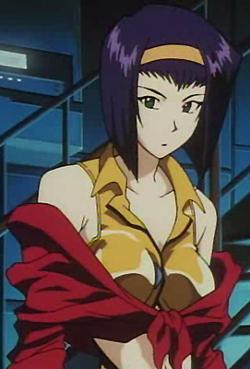 How old is Faye Valentine?