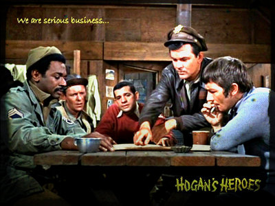How many episodes total did Hogan's Heros have?