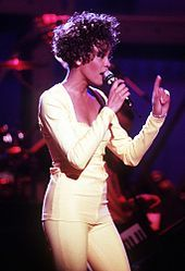 Whitney Houston performed the national anthem at the 1991 Superbowl