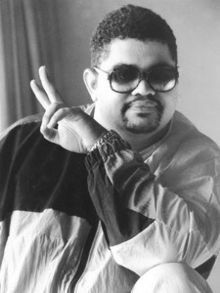 "Heavy D was a featured vocalist on Michael Jackson's 1992 hit song, ""Jam"""