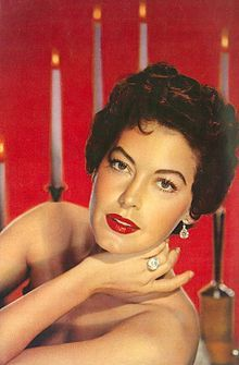 What year did legendary film actress, Ava Gardener, pass on