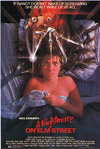 How old was he when he starred in A nightmare on Elm Street?