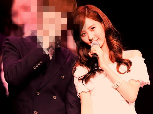 Seohyun with...?
