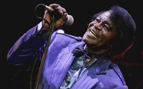Michael also cited James Brown as another one of musical influences