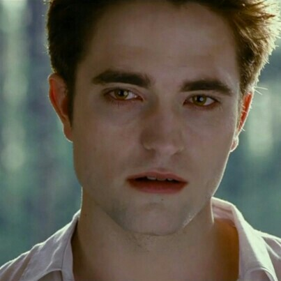 Who is Edward looking at in this scene?