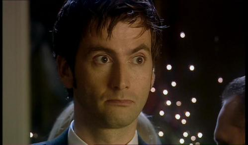 "In the ""Age of Steele"" episode the tenth doctor asked Ms.Moore if she had what in her bag?"