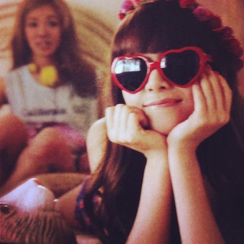 Jessica's aegyo is da ________?