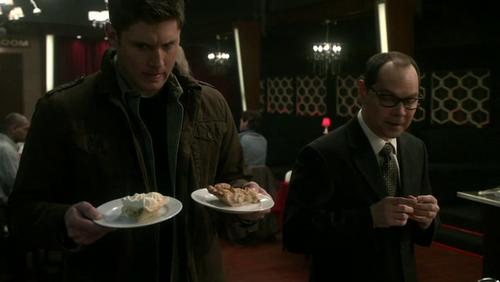 Which pie did Dean choose?