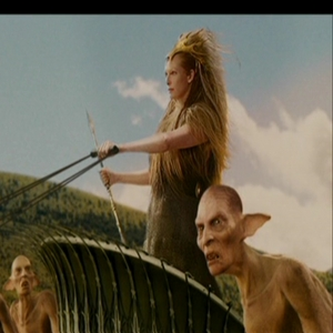 in the 1st movie, what was the last word jadis said?