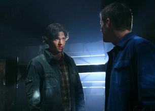 which code word DEAN gave to SAM in the episode hunted?