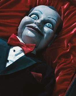 (Dead Silence) What's his name?