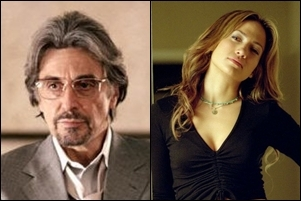 Jennifer Lopez co-starred with Al Pacino in...