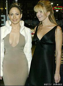 Jennifer Lopez co-starred with Natasha Richardson in...