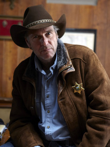 What is Sheriff Longmires first name?