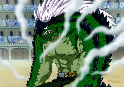 What's the name of the monster that Elfman be?