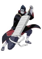 what does &#34;Samehada&#34;, Kisame sword stand for?