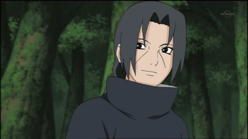 Itachi's Sharingan needs eye contact to work?