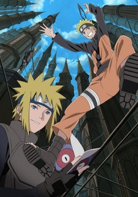 which of the above Naruto Shippuden's movies is this picture taken from?